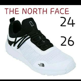 ザノースフェイス(THE NORTH FACE)のノースフェイス THE NORTH FACE スニーカー 新品 24 シューズ(スニーカー)