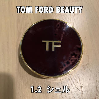 トムフォード(TOM FORD)のお値下げ♡トムフォード  サテンマットクッションファンデーション(ファンデーション)