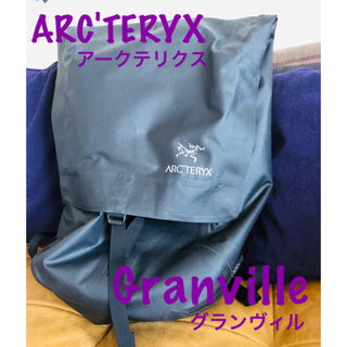 ARC'TERYX - 【週末SALE:6/7迄】ARC'TERYX Granville Daypack