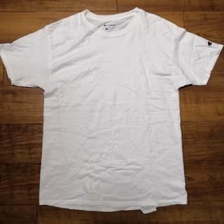 Champion - champion Tシャツ 半袖 ホワイト Lサイズ USサイズ