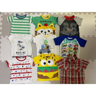 ファミリア(familiar)のTシャツ ファミリア セルフ コムサ 男の子 80 保育園(Tシャツ)