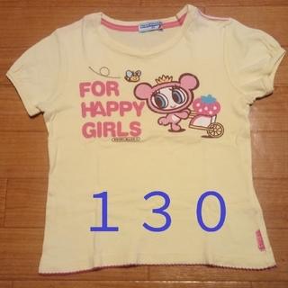 エンジェルブルー(angelblue)のANGEL BLUE  半袖Tシャツ 130(Tシャツ/カットソー)