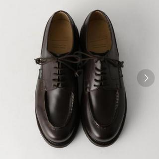 パラブーツ(Paraboot)のパラブーツ シャンボード 4.5 ダークブラウン(ローファー/革靴)