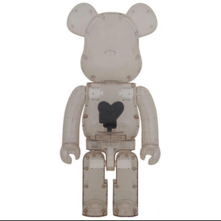 MEDICOM TOY - BE@RBRICK UNAVAILABLE Black Heart 1000%