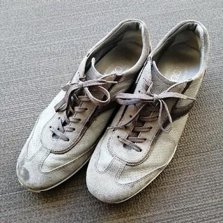 トッズ(TOD'S)のトッズ TOD'S レザー スニーカー シューズ 靴(スニーカー)