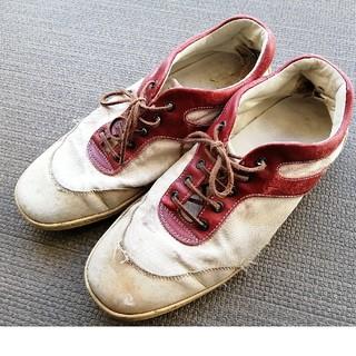 トッズ(TOD'S)のスニーカー トッズ TOD'S レザー シューズ 靴(スニーカー)