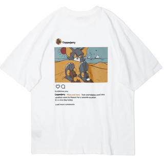 Supreme - 早い者勝ち レア OSCN7 トムとジェリー Tシャツ