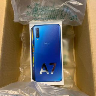 Galaxy - 【新品未開封】Galaxy A7 64G