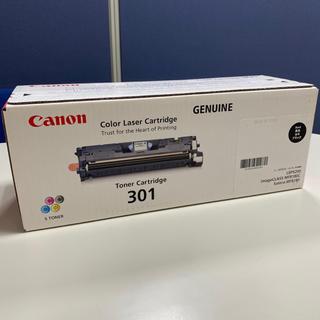 Canon - 【新品未開封】Canon キャノン トナーカートリッジ301