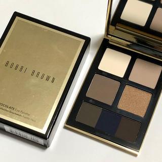 BOBBI BROWN - ■ボビイブラウン■チョコレート アイ パレット(中古)