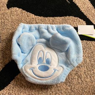 ディズニー(Disney)のミッキー もこもこブルマ(パンツ/スパッツ)