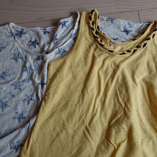 ラフ(rough)のrough★セットアップカットソー(Tシャツ(半袖/袖なし))