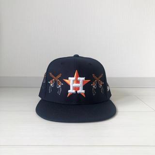 ニューエラー(NEW ERA)のExile World New Era ニューエラ カスタム Astros(キャップ)