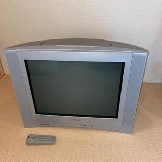 ソニー(SONY)の【美品】ソニー ステレオカラー テレビ KV-21DA75/ブラウン管(テレビ)