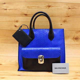 Balenciaga - 正規品【なかなか綺麗】BALENCIAGA ハンドバッグ