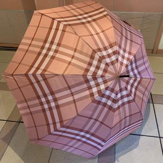 BURBERRY - バーバリー傘