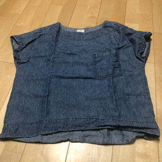 コーエン(coen)のシャツ レディース デニム風 coen(シャツ/ブラウス(長袖/七分))