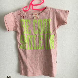 デニムダンガリー(DENIM DUNGAREE)のデニム&ダンガリー♡半袖Tシャツ 100㎝(Tシャツ/カットソー)