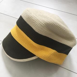 アッシュペーフランス(H.P.FRANCE)のジャックルコー 帽子 キャスケット(キャスケット)