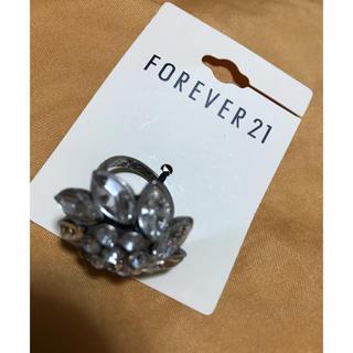 フォーエバートゥエンティーワン(FOREVER 21)のフォーエバー♡新品リング(リング(指輪))