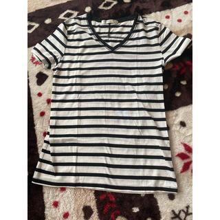 アズールバイマウジー(AZUL by moussy)のAZUL ボーダーTシャツ(Tシャツ(半袖/袖なし))