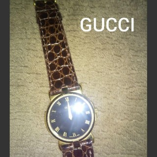 グッチ(Gucci)のGUCCI 3400M 腕時計 ユニセックス(腕時計(アナログ))