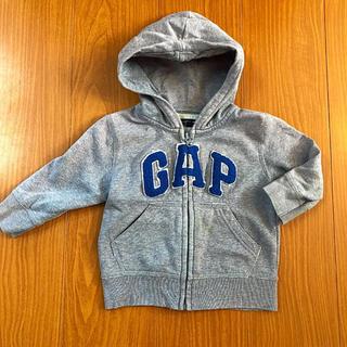 ベビーギャップ(babyGAP)のbabyGAP パーカー 80(ジャケット/コート)