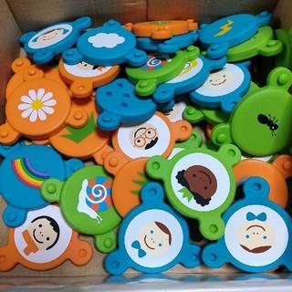 ワールドワイドキッズ Stage5 Emotional toys 知育おもちゃ