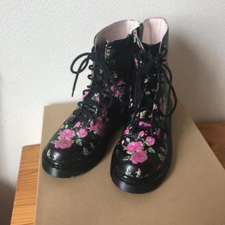 ベネトン(BENETTON)のベネトン(キッズ) ブーツ 19センチ(ブーツ)