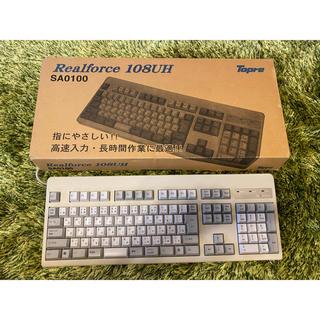 東プレ RealForce 108UH SA0100(PC周辺機器)