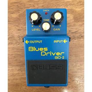ボス(BOSS)のBOSS BD-2 Blues Driver ブルースドライバー(エフェクター)