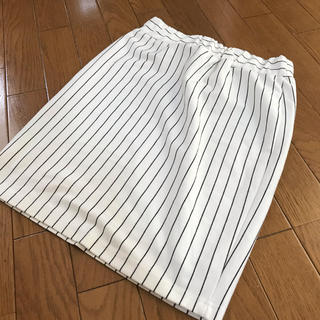 DoubleFocus スカート(ひざ丈スカート)
