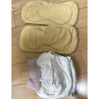 クッカ(kukkA)の布オムツ(布おむつ)