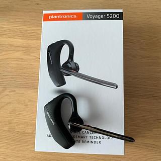 PLANTRONICS ワイヤレス Bluetooth Voyager 5200(ヘッドフォン/イヤフォン)