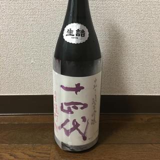 十四代 日本酒 1800ml  赤磐雄町 生詰 中取り純生吟醸(日本酒)