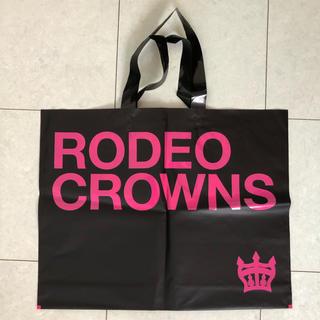 ロデオクラウンズワイドボウル(RODEO CROWNS WIDE BOWL)のロデオクラウンズ★RODEOCROWNS★ショッパー★ショップ袋(ショップ袋)