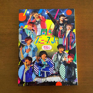 Johnny's - 素顔4 関西ジャニーズJr.盤 DVD