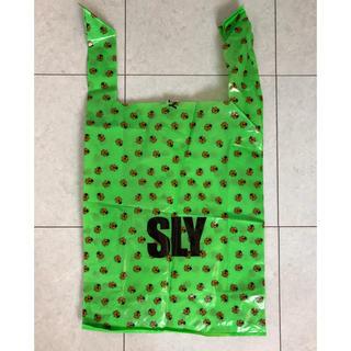 スライ(SLY)のスライ★SLY★ショッパー★ショップ袋(ショップ袋)