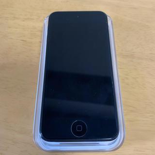 アイポッドタッチ(iPod touch)の【超美品】iPod touch 第6世代 スペースグレイ 16GB 動作確認済(ポータブルプレーヤー)