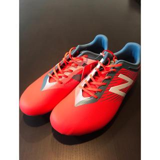 New Balance - サッカースパイク ニューバランス 新品未使用 25.5cm