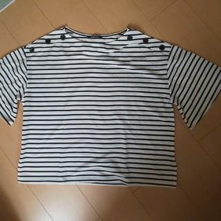 シマムラ(しまむら)のしまむらmumu Tシャツ(Tシャツ(半袖/袖なし))