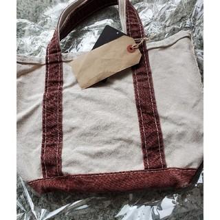 【L.L.Bean /エル・エル・ビーン】Canvas tote bag S
