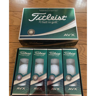 タイトリスト(Titleist)のタイトリスト AVX(ゴルフ)