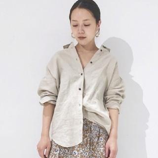 Plage - 美品♡プラージュ Linen シャツ◆ リネンシャツ Plage
