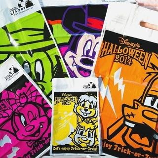 ディズニー(Disney)の【未使用】ディズニー お土産袋 43枚(ショップ袋)