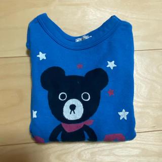 ダブルビー(DOUBLE.B)のダブルb カットソー サイズ100(Tシャツ/カットソー)