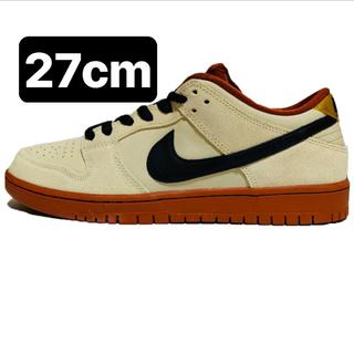 NIKE -  Nike SB Dunk Low Pro Muslin 27cm