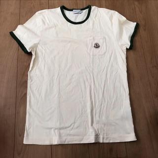 モンクレール(MONCLER)のモンクレール メンズ Tシャツ(Tシャツ/カットソー(半袖/袖なし))