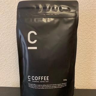 新品未開封♪チャコールコーヒーダイエット Cコーヒー(ダイエット食品)