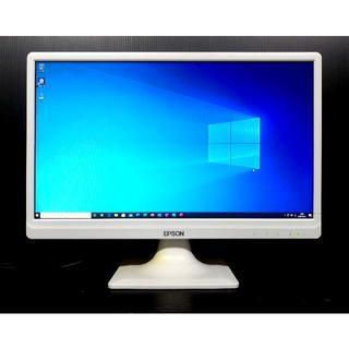 エプソン(EPSON)のEPSON 21.5インチ LED採用・フルHD液晶ディスプレイ LD22W63(ディスプレイ)